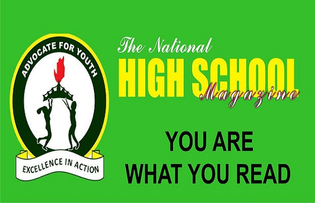 NATIONAL HIGH SCHOOL MAGAZINE